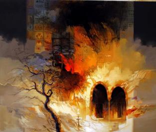 "Nasser Nassan Agha, ""Aleppo"""