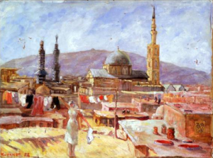 Damascus by Michel Kirché