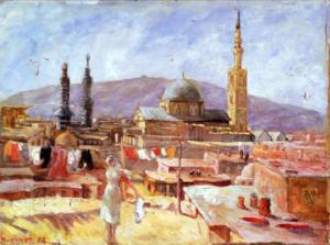 Damascus by Michel Kirché