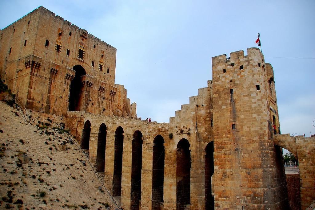 citadel-in-aleppo-syria