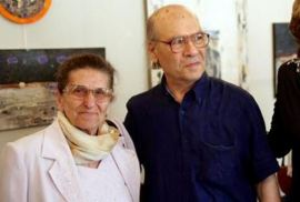 Leila Nseir and Nazir Nabaa