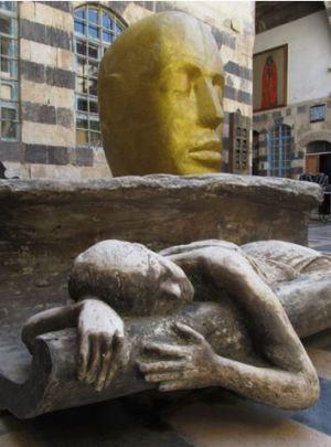 Sculpture by Mustafa Ali