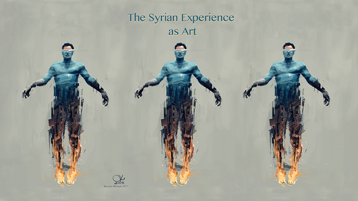 The Syrian Experience As Art 2