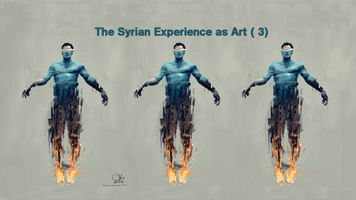 The Syrian Experience as Art 3