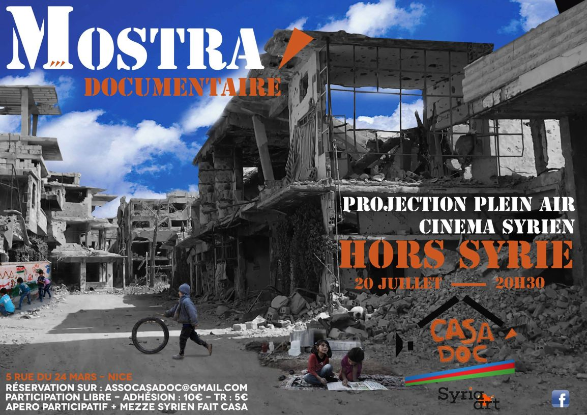 Mostra Documentaire : Hors Syrie