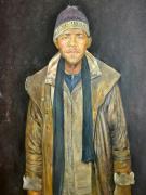 """""""The Vulnerability Series, Barack"""" par Abdalla Al Omari"""