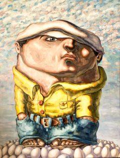 Oeuvre de Houmam Al Sayed