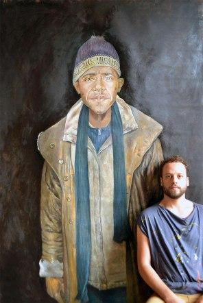 Abdalla Al Omari - Artiste syrien