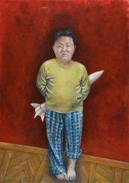 """The Vulnerability Series, Kim"" par Abdalla Al Omari"