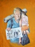 """""""The Vulnerability Series, Donald"""" par Abdalla Al Omari"""