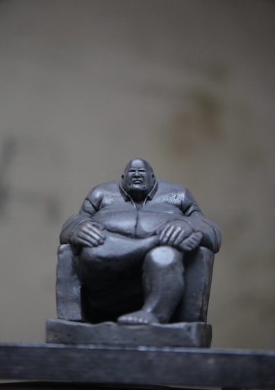 Sculpture de Khaled Dawwa