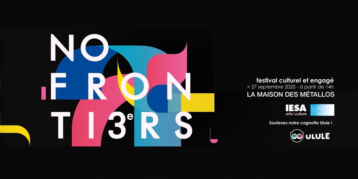 No Frontiers Festival : 3èmeEdition