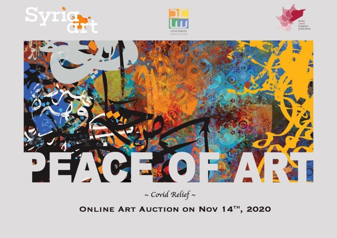 Peace of Art for Covid