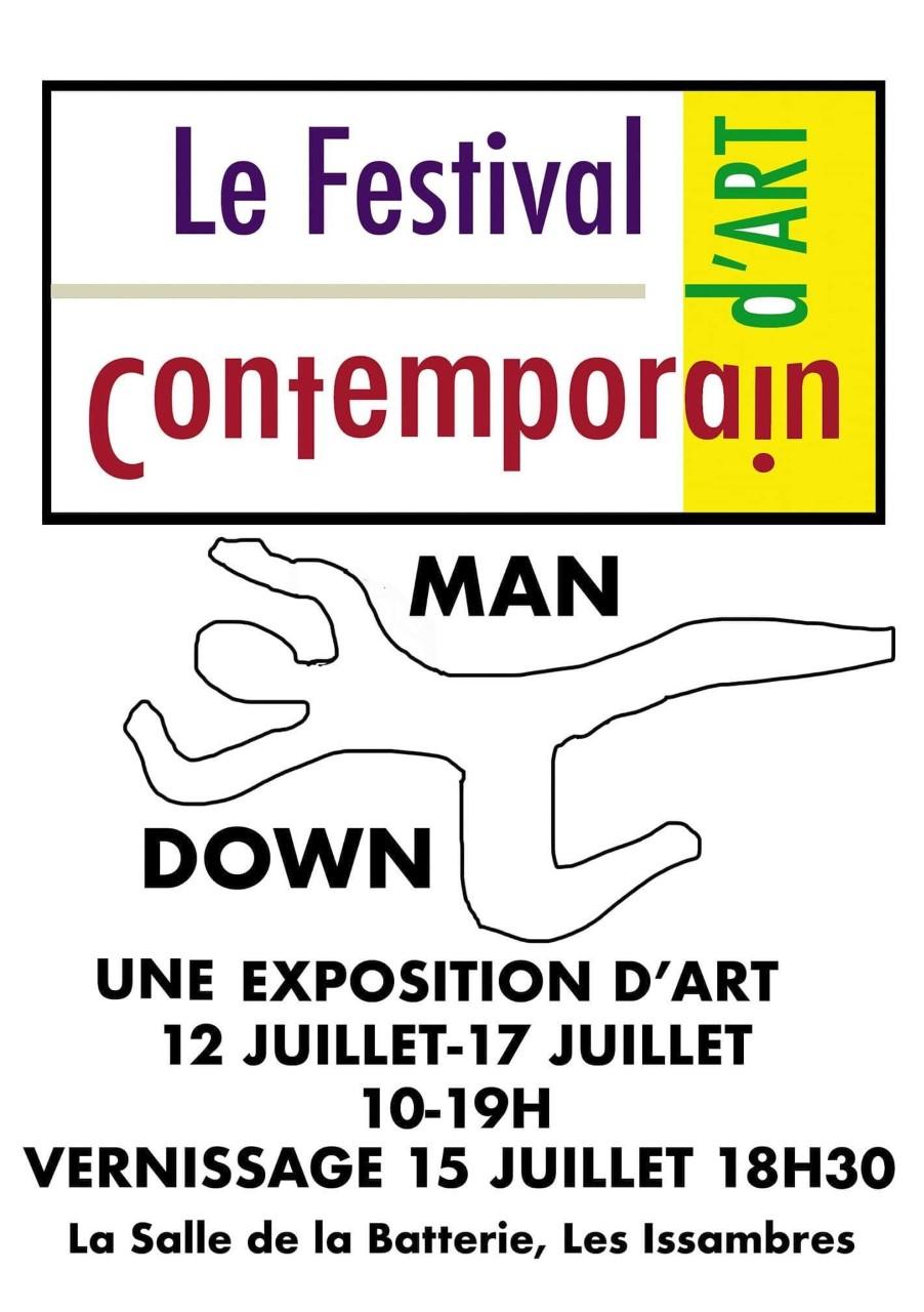 Man Down – Festival d'ArtContemporain